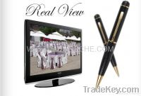 Sell HD720P Pen Camera with high quality audio recording 1280xx720