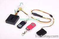 GSM Motorcycle Alarm with Remote Startup and Ignition Function