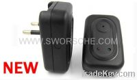 Power Adaptor Hidden Camera with Motion Detection Built in 4GB Memory