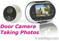 Video Doorphone Camera with 3.5inch TFT LCD Screen and Photo Shooting