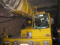 Sell Used Tadano 50T Truck Crane