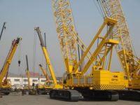 XCMG 150ton Crawler Crane
