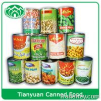 Canned Beans, Kidney Beans, Canned Peas