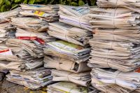 Waste Newspaper , OCC, ONP, OMG, YELLOW PAGES, A3, A4 WASTE PAPER