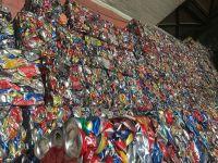 Reusable Aluminium UBC Scrap