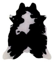 Sell Black&White Sp cow hides from Brazil