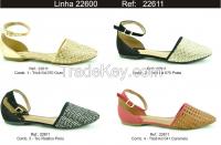 Ladies Flat Sandals On sale