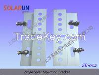 Sell Z bracket for solar panel