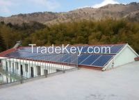 Sell pitch tile roof solar mounting brackets