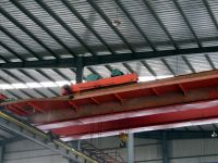 LH model double girder eot crane
