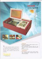 Sell mini laser engraving and cutting machine