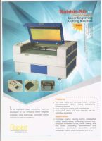 Sell Two Head Laser Engraving Machine