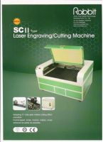 Sell Laser Engraving / Cutting Machine SCII