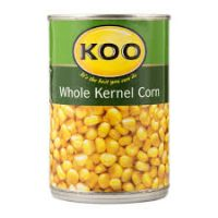 Canned Corn Kernels