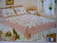Sell  patchwork quilt,baby bedding,bedspread