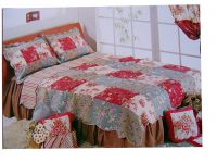 Sell comforter,patchwork quilt