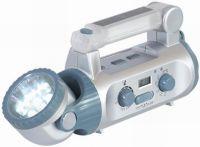 Sell Wind-Up Solar Radio Flashlight