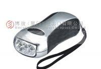 Sell Hand Crank  flashlight(BJ-515)