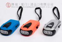 Sell 3LED Crank Flashlight(BJ-300)