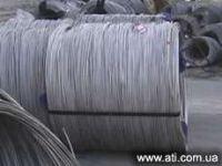 Steel Wire Rod dd 5.5-16 mm