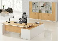 modern office melamine executive desk office furniture factory, #Z0806