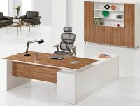 modern office melamine manager desk office furniture factory, #Z1509
