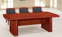 painted MDF meeting table, #B29-2-24