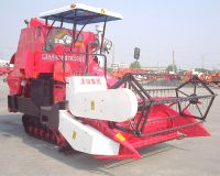 Sell combine harvester 4LY-2