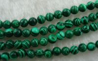 Sell malachite beads, malachite jewelry(MH-S011)
