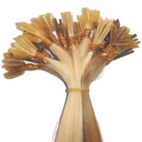 Sell keratin pre tip hair extensions