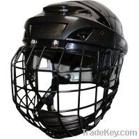 Sell Ice hockey helmet with cage