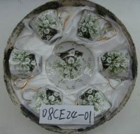 Sell Porcelain Coffee Cup & Saucer Sets