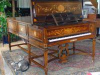 Queen Marys Brinsmead Grand Piano