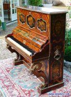 Montal Upright Piano