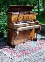 Pianino Pleyel of HRH Duchess of Orleans
