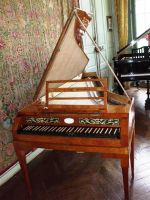Pianoforte by Anton Walter