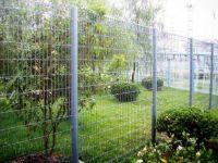 Anti-Climb Mesh Fence