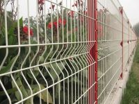 Galvanized Iron Fence