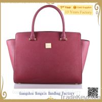 leather bag china