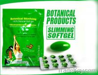 Sell meizitang botanical slimming soft gel