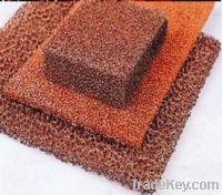 Sell  Metal Foam, Copper Foam, Nickel Foam & NI-FE porous metal, etc.