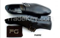 leather shoe high end