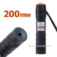 Sell Green Laser Pointer 200mW 532nm Torch Design (XX855)