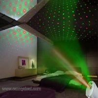 Sell Mini Disco Laser Light (low power and two-color laser lamp-house)