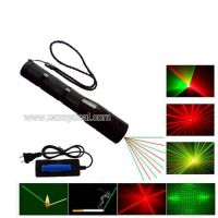 Sell Two-color Laser Pointer(with meteor shower Function)