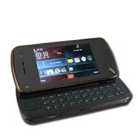 Sell Quad Band Single Sim Card Mobile Phone N97 With Dual Cameras Mp4