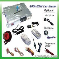 GPS+GSM car alarm