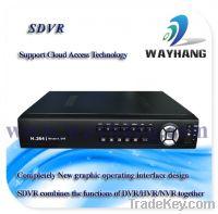 CCTV Full D1 H.264 DVR Standalone Super DVR SDVR/HVR/NVR System
