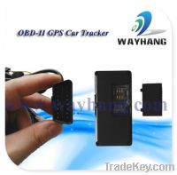 Sell OBD-II GPS Car tracker