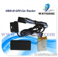 Sell GPS vehicle tracker with OBD